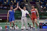 Европейские игры. Андрейцев покидает Баку с бронзой