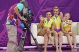Европейские игры. Четвертые места украинских гимнастов