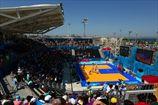 Сборная Украины начала Европейские игры с двух побед