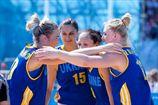 Европейские игры. Украинки выиграли свою группу