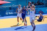 Европейские игры. Украина проиграла баскетбольный финал