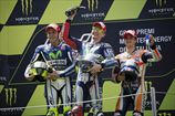 MotoGP. ГП Нидерландов. Победа Росси, подиумы Маркеса и Лоренсо