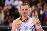 Верняев — лучший спортсмен Украины в июне