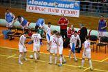 Футзал. Кубок УЕФА: Локомотив сыграет с чемпионом Румынии в третьей группе