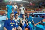 Универсиада-2015. Гимнасты стали третьими в командном многоборье