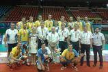 Волейбол. Мужская сборная Украины – вице-чемпион Универсиады-2015