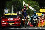 Тур де Франс-2015. Победа Плазы в Гапе, второе место Сагана
