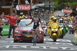 Тур де Франс-2015. Гешке побеждает на Пра Лу, Контадор отдаляется от подиума