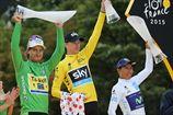 Тур де Франс-2015. Все обладатели маек
