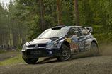 WRC. Ралли Финляндии. Латвала перехватывает лидерство