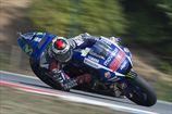 MotoGP. Лоренсо побеждает в Чехии и догоняет Росси