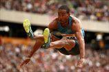 Легкая атлетика. ЧМ. Тэйлор в восьми сантиметрах от мирового рекорда