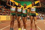 Легкая атлетика. ЧМ. Ямайка доминирует в эстафетах