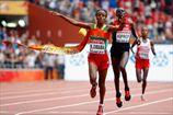 Легкая атлетика. ЧМ. Дибаба вырывает победу в марафоне