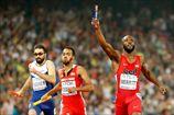 Легкая атлетика. ЧМ. Ямайка и США разыграли победы в эстафетах