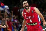 Сербия представила окончательный состав на Евробаскет-2015