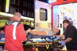 Чарр попал в больницу с огнестрельным ранением