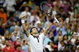 US Open. Джокович и Лопес вышли в четвертьфинал