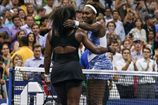 Серена Уильямс разобралась с сестрой и вышла в полуфинал US Open