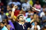 Джокович не без труда одолел Лопеса в четвертьфинале US Open