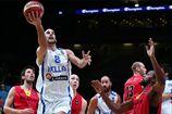 Евробаскет-2015. Греция легко обыгрывает Бельгию