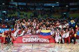 Венесуэла выграла чемпионат Америки