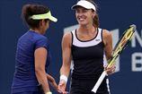 US Open. Хингис и Мирза – чемпионки парного турнира