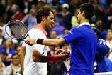 """Федерер: """"Поздравляю Джоковича с победой"""""""