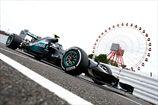 Формула-1. ГП Японии. Нико Росберг быстрейший  в квалификации, Даниил Квят попал в аварию