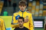 Гармаш пропустит матч с Македонией