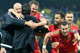 Уэльс впервые сыграет на чемпионате Европы