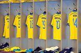 Стали известны составы команд матча Украина — Испания
