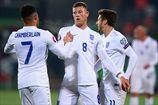 Англия и Швейцария — первое и второе место, а Словения в плей-офф