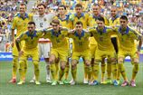 Сборная Украины: плейоффщики...