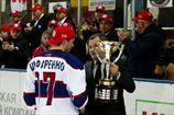 Михнов и Шафаренко завоевали трофей!
