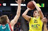 Еврокубок. Драган Мирославлевич — MVP 2-го тура