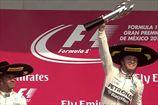 Формула-1. ГП Мексики. Победа Росберга, Хэмилтон — второй