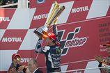 Moto GP. Гран-при Валенсии. Лоренцо взял чемпионский титул, Маркес – 2-й, Росси – 4-й