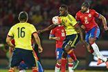 Квалификация ЧМ-2018. Эквадор сильнее Уругвая, ничья Чили и Колумбии
