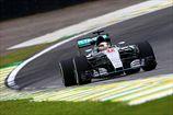 Формула-1. Хэмилтон — быстрейший в третьей тренировке