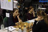 Шахматы. Чемпионат Европы. Фаворитки побеждают украинок