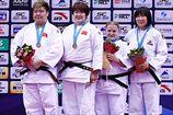 Дзюдо. Две медали для сборной Украины на Гран-При в Китае