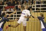 Украинки проиграли Венгрии в товарищеском матче