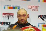 Фьюри готов дать Кличко реванш