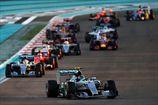 Формула-1. ГП Абу-Даби. Росберг выигрывает финальную гонку сезона-2015!