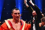 Кличко опустился в рейтинге топ-боксеров мира