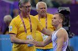 Верняев — лучший спортсмен Украины в ноябре