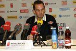Фишер — главный тренер сборной Швейцарии