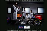Формула-1. Ред Булл получит моторы Renault под брендом TAG Heuer