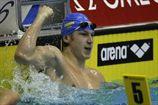 Плавание. Говоров – чемпион Европы